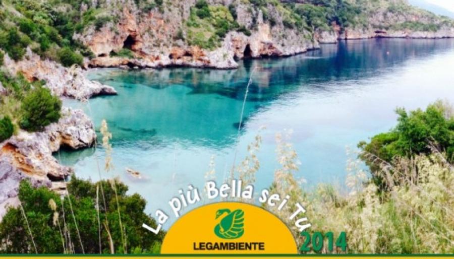 Cala degli Infreschi è la spiaggià più bella d'Italia 2014 (by legambiente)