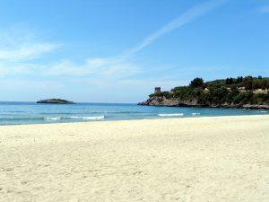 spiaggia Calanca